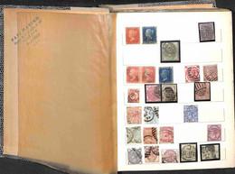 Lotti&Collezioni - GRAN BRETAGNA - GRAN BRETAGNA - 1855/1990 Circa - Collezione Senza Ripetizione Di Valori Usati In Pic - Non Classés