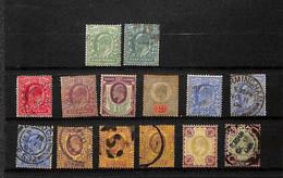 Lotti&Collezioni - GRAN BRETAGNA - GRAN BRETAGNA - 1902 - Edoardo VII - Insieme Di 47 Valori Usati E Nuovi (oltre 500) - Non Classés