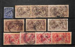 Lotti&Collezioni - GRAN BRETAGNA - GRAN BRETAGNA - 1911/1935 - Giorgio V - Insieme Di Circa 150 Valori Nuovi E Usati Del - Non Classés