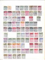 Lotti&Collezioni - INDIA - INDIE INGLESI - 1900/1980 Circa - Raccolta Di Diverse Centinaia Di Valori Usati Del Periodo I - Non Classés