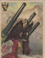 """11 Reggimento Artiglieria Guardia Alla Frontiera Ed. Boeri """"Impavido Sul Limite Sacro"""" - Guerra 1939-45"""