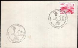Cuba - 1983 - Carte - Cachet Special - II Exposition Philatélique Interprovinciale - Used Stamps