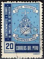PERU' - 1961 - NATALE - ANGELI - USATI - Pérou