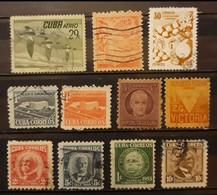CARIBE LOTE DE SELLOS. USADO. - Used Stamps