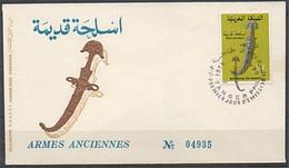 MAROC 1979 FDC Enveloppe Oblitération 1er JOUR Y&T N° 830 - Marokko (1956-...)