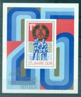 Allemagne - RDA 1974 - Y & T Feuillet N. 36 - République Démocratique Allemande (Michel Feuillet N. 41) - Blocks & Kleinbögen
