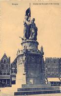 BRUGES - Statue De Breydel Et De Coning - Brugge