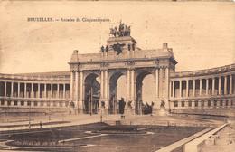 BRUXELLES - Arcades Du Cinquantenaire. - Monuments, édifices