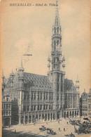 BRUXELLES - Hôtel De Ville - Monuments, édifices