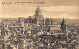 BRUXELLES - Panorama (Palais De Justice Et Eglise De La Chapelle). - Multi-vues, Vues Panoramiques