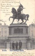 BRUXELLES - Statue Godefroid De Bouillon - Monuments, édifices