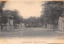 CAMP De BEVERLOO - Une Vue Sur Les Carrés - Leopoldsburg (Camp De Beverloo)