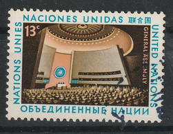 Verenigde Naties New York Y/T 292 (0) - Used Stamps
