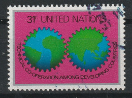 Verenigde Naties New York Y/T 295 (0) - Used Stamps