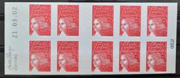 France Carnet N°3419C5 Couverture Papier Glacé, Phopho à Cheval TB - Freimarke