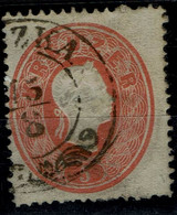 AUSTRIA  1863 KAISER FRANZ JOSEPH MI No 26 USED VF!! - Unused Stamps