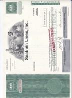 Shares: Seatrain Lines Inc. - Mint  (LAR7-24) - Sin Clasificación