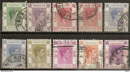 LOTE 2217 ///   (C110) COLONIAS INGLESAS - HONG KONG 1938 George VI ¡¡¡ OFERTA - LIQUIDATION !!! JE LIQUIDE !!! - Gebraucht