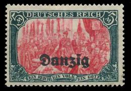 DANZIG 1920 Nr 15B Ungebraucht X898D76 - Danzig