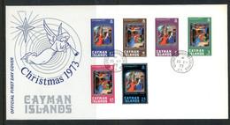 Cayman Islands FDC 1973 - Cayman Islands