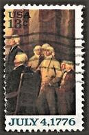United States - Scott #1694 Used (2) - Gebraucht