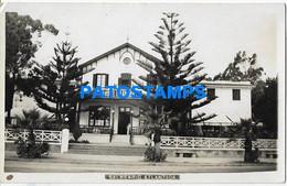 172710 URUGUAY BALNEARIO ATLANTIDA YEAR 1935 POSTAL POSTCARD - Uruguay