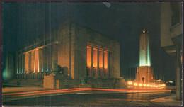 Argentina - Circa 1970 - Tarjeta Postal - Santa Fe - Rosario - Monumento A La Bandera - A1RR2 - Argentine