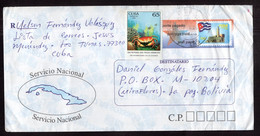 Cuba - 2000 - Lettre - Covers & Documents
