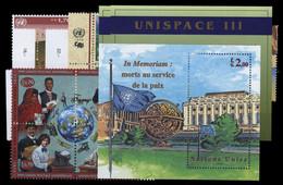 1999, UNO Genf, 1999, ** - Unclassified
