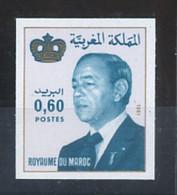 1981, Marokko, 986 U, ** - Marokko (1956-...)