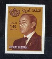 1983, Marokko, 1012 U, ** - Marokko (1956-...)
