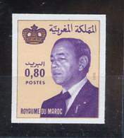 1981, Marokko, 990 U, ** - Marokko (1956-...)