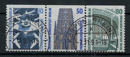 1989, Berlin, W 85, Gest. - Zusammendrucke
