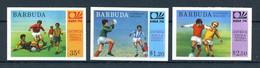 1974, Barbuda, 175-77 U, ** - Amerika (Varia)