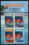 Kiribati 2006 - Mi-Nr. Block 60 ** - MNH - 50 Jahre Europamarken - Kiribati (1979-...)