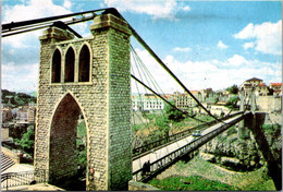 (6 A 12) Algeria - City Of Constantine ? (bridge) - Constantine