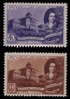 Russia / Sowjetunion 1949 - Mi-Nr. 1367-1368 ** - MNH - Baschenow / Bazhenov - Unused Stamps