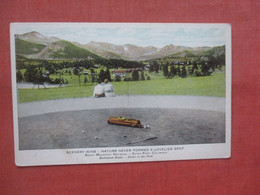 Golf. Rocky Mountain.   National  Estes Park  Colorado      Ref 5231 - Unclassified