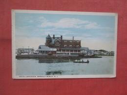 Hotel Lakensea. Bradley Beach.   New Jersey >         Ref 5231 - Unclassified
