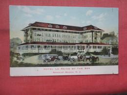 Hotel La Reine By The Sea  Bradley Beach.   New Jersey >         Ref 5231 - Unclassified
