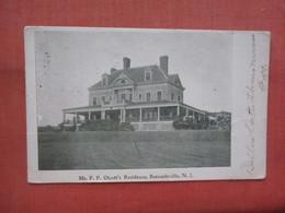 Mr F/O. Olcott's Residence.    Bernardsville    New Jersey >         Ref 5231 - Unclassified