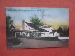 Old Mill Inn  Bernardsville    New Jersey >         Ref 5231 - Unclassified
