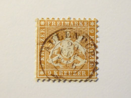 Sevios / Duitsland / **, *, (*) And Used - Wuerttemberg