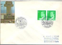 MATASELLOS  1981  TARRAGONA - 1981-90 Storia Postale