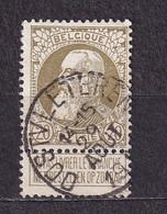 [75_0037] Zegel 75 Met Cirkelstempel Oostvleteren Scan Voor- En Achterzijde - 1905 Thick Beard