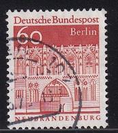 Berlin 1966, Minr 278 Vfu. Cv 2,50 Euro - Gebraucht