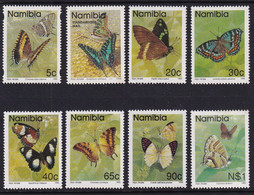 Namibia 1993, Butterflies, MNH - Namibia (1990- ...)