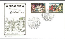 FDC  1975 - Covers & Documents