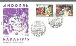 FDC  1975 MARCA ALFIL - Covers & Documents