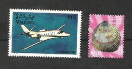 MALDIVES N°2649, 3427 Cote 4.50 Euros - Maldiven (1965-...)
